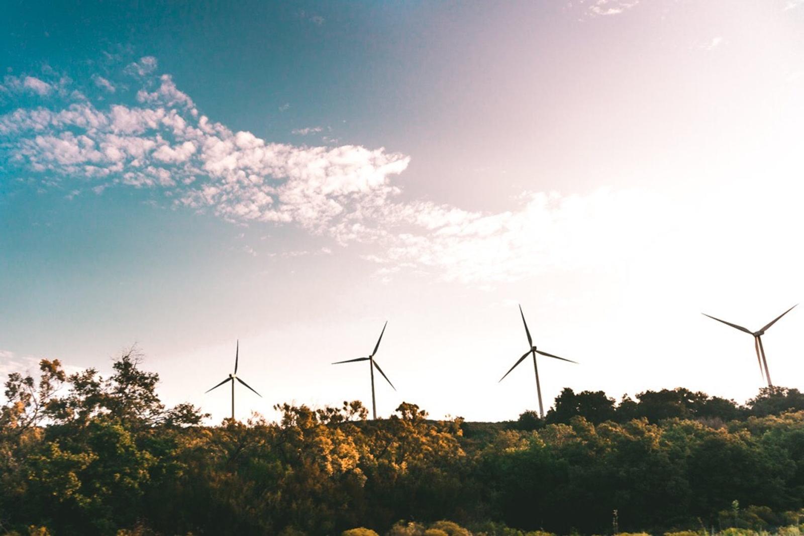 Wind farm GOS Heating
