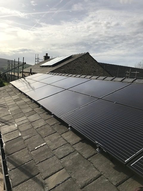 Solar PV Servicing and Maintenance