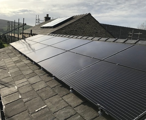 Solar PV Servicing and Maintenance-Hawkwind